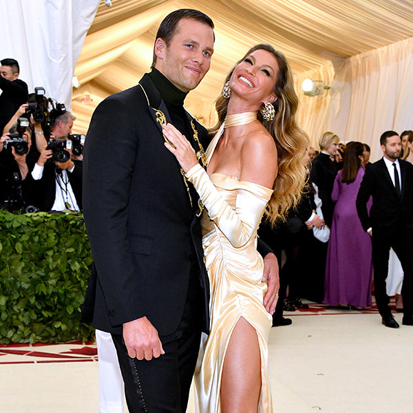 Tom Brady, Gisele Bundchen, Met Gala 2018, Couples
