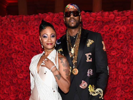 2 Chainz Marries Kesha Ward in Star-Studded Miami Wedding