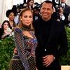 Jennifer Lopez, Alex Rodriguez Met Gala 2018, Couples
