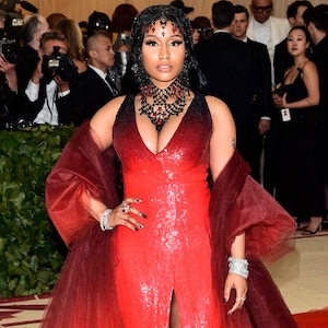 Nicki Minaj, 2018 Met Gala, Red Carpet Fashions