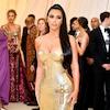See All of Kim Kardashian's Jaw-Dropping Met Gala Looks