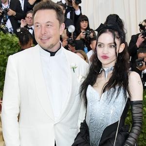 Elon Musk, Grimes, 2018 Met Gala, Couples