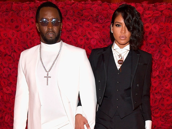 "Sean ""Diddy"" Combs and Cassie Break Up"