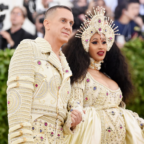 2018 Met Gala Red Carpet Fashion