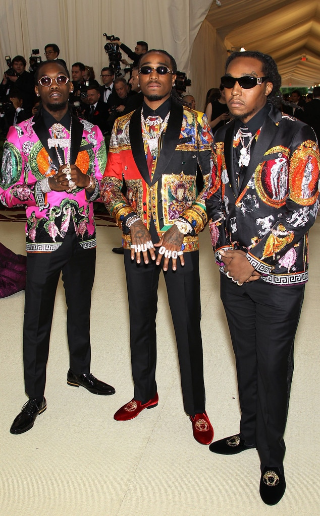 Migos - The Group of 2018 The Album of 2018  for  Culture II
