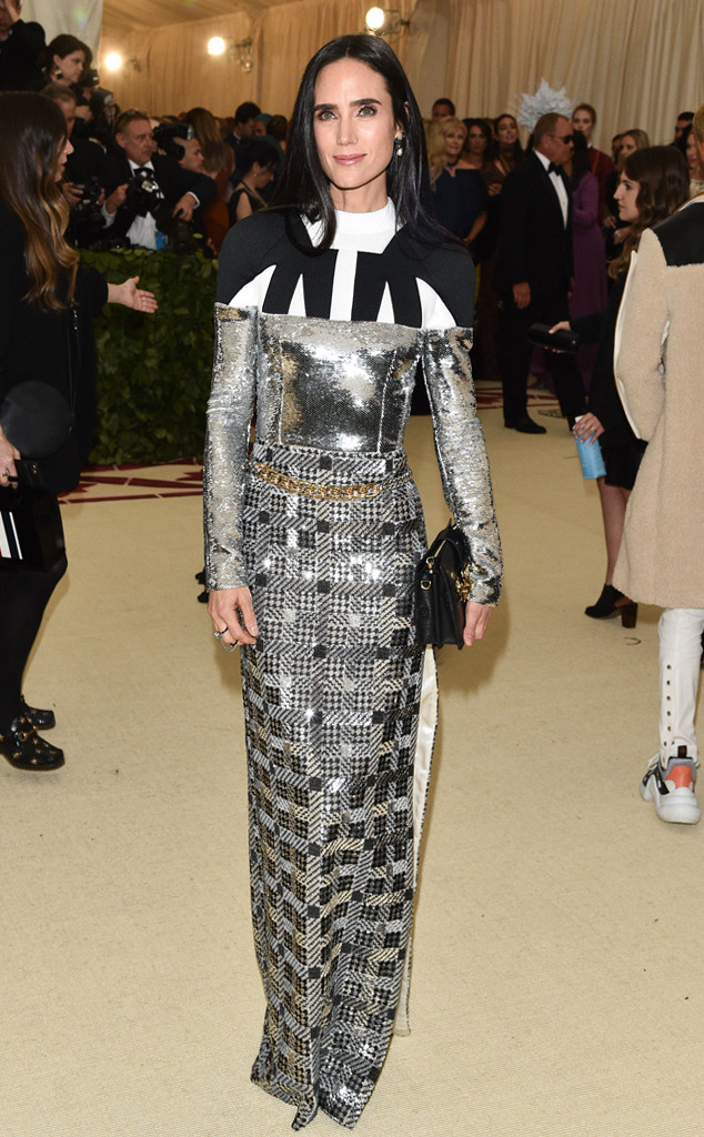 Jennifer Connelly, 2018 Met Gala, Red Carpet Fashions