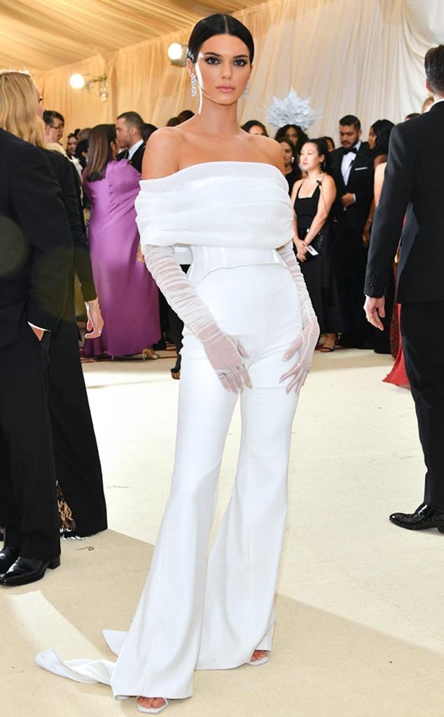 Image result for Kendall Jenner met gala 2018