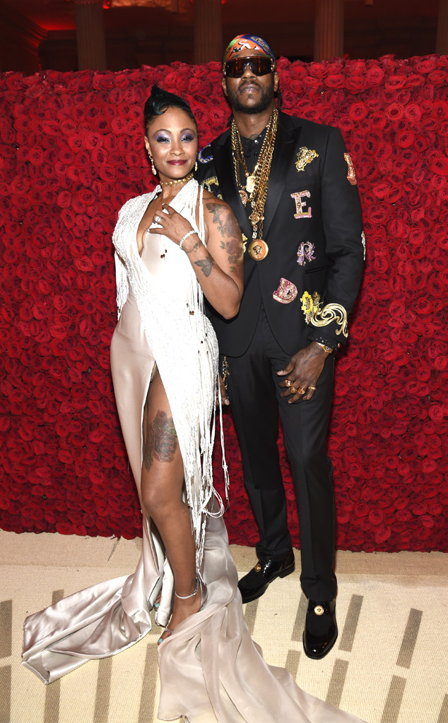 2 Chainz Marries Kesha Ward in Star-Studded Miami Ceremony