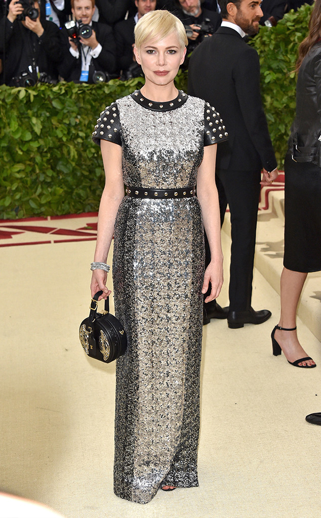 Michelle Williams, 2018 Met Gala, Red Carpet Fashions