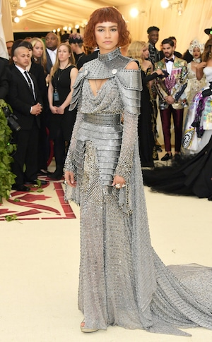 Zendaya, 2018 Met Gala, Red Carpet Fashions