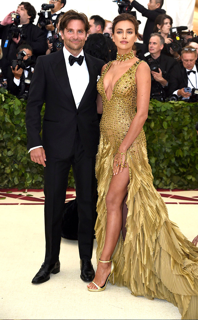 Bradley Cooper, Irina Shayk, Couples, Met Gala, 2018
