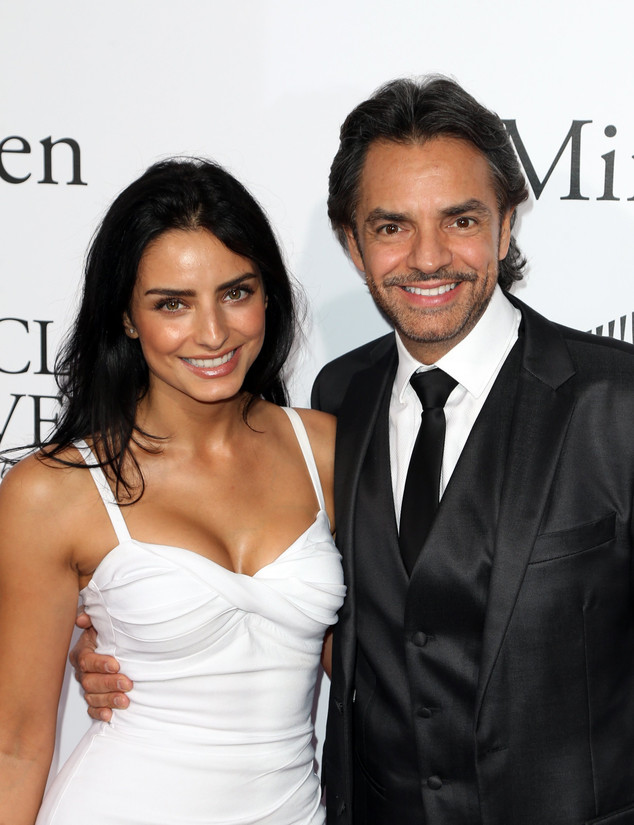 Eugenio Derbez, Aislinn Derbez
