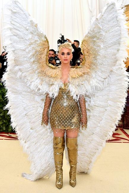 Katy Perry, 2018 Met Gala