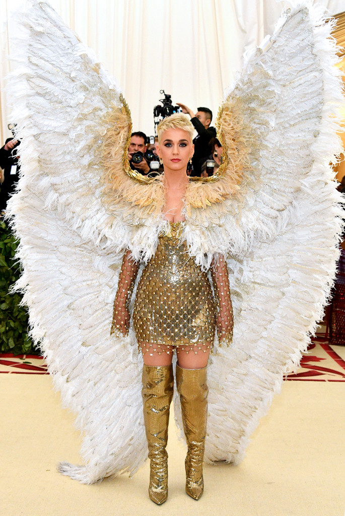 Katy Perry, 2018 Met Gala