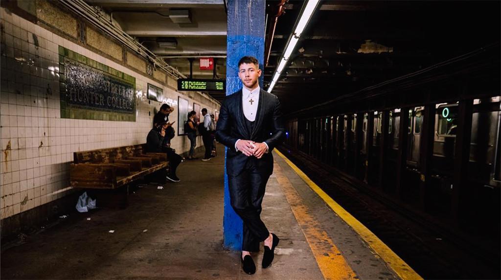 Nick Jonas, 2018 Met Gala