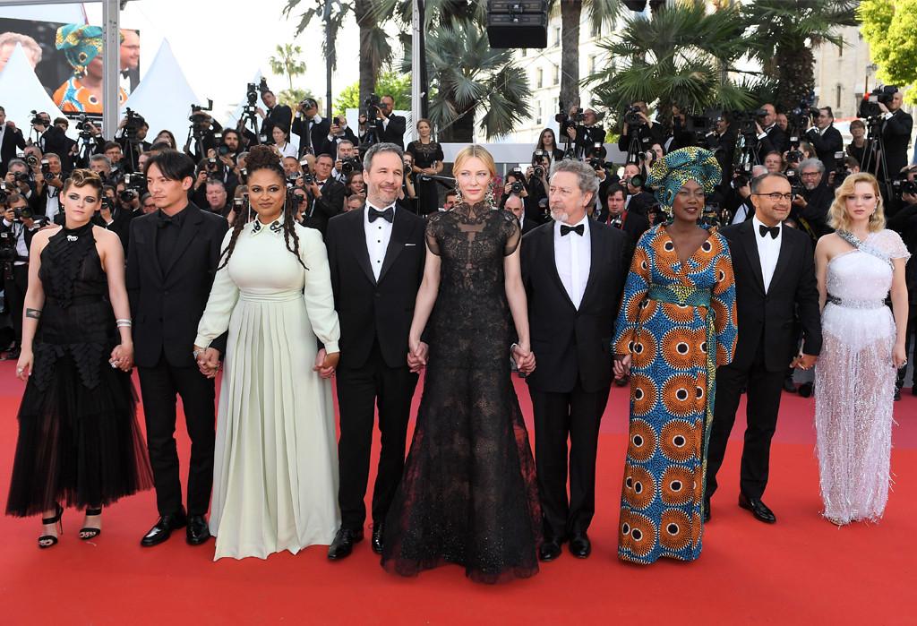 Kristen Stewart, Chang Chen, Ava DuVernay, Denis Villeneuve, Cate Blanchett, Robert Guediguian, Khadja Nin, 2018 Cannes Film Festival