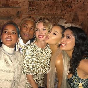 2018 Met Gala selfies