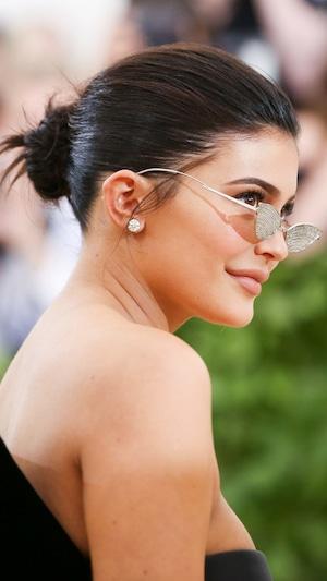 ESC: Met Gala 2018, Kylie Jenner, Beauty