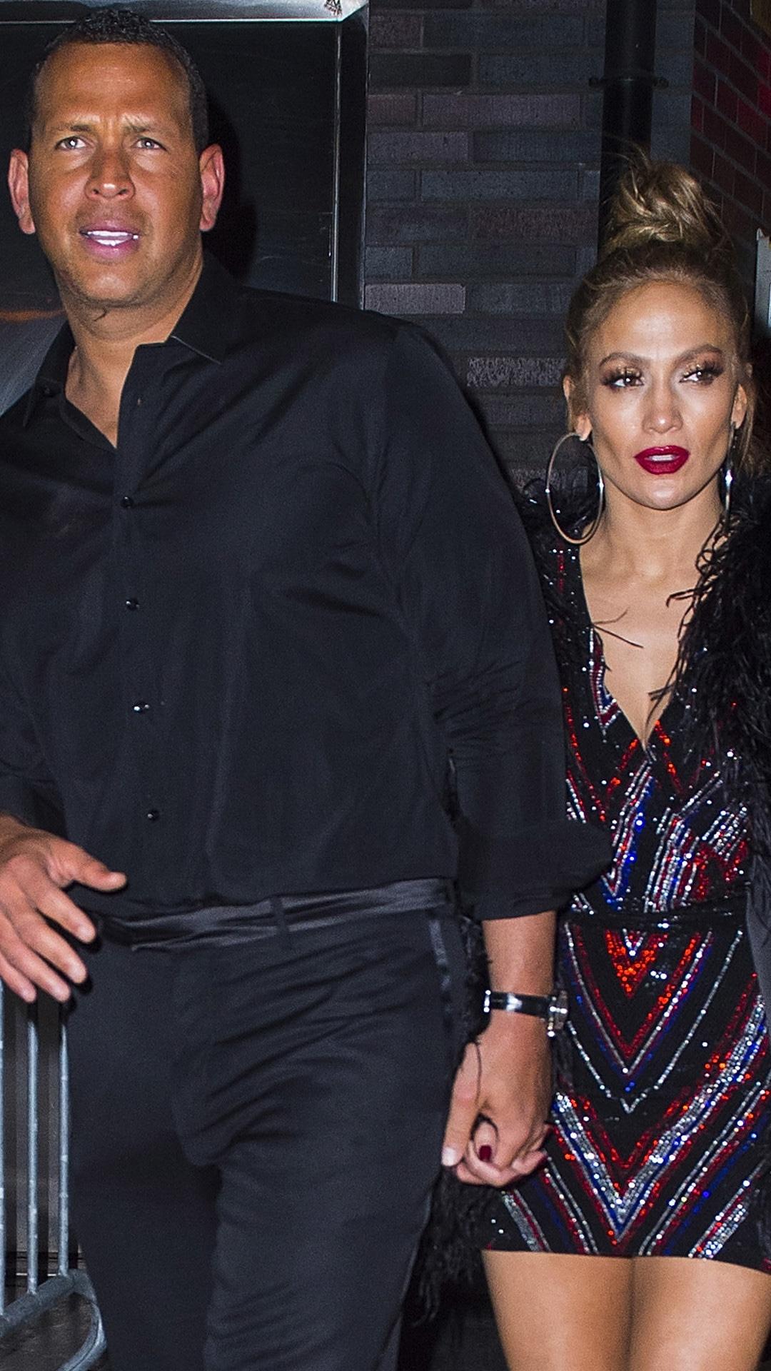 Jennifer Lopez, Alex Rodriguez, Met Gala Afterparty 2018