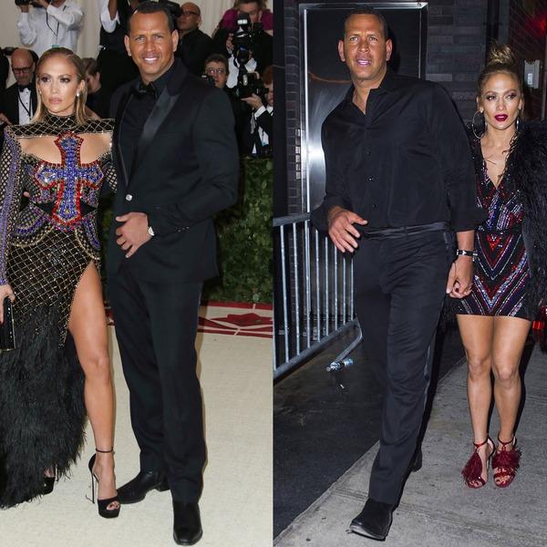 3cb57f02 ... Jennifer Lopez Met Gala 2018: Jennifer Lopez From 2018 Met Gala: Red  Carpet Vs