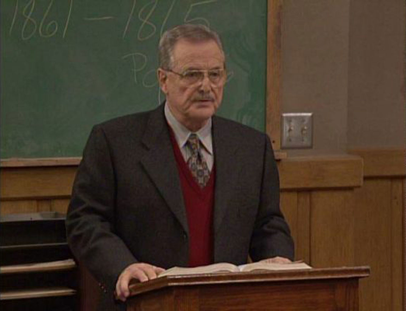 Mr. Feeny, Boy Meets World