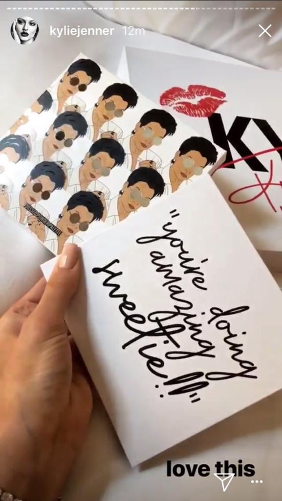 Kris Jenner, Kris Cosmetics, Kylie Jenner Instagram