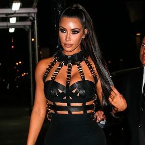 Kim Kardashian, Met Gala After Party 2018