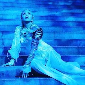 Madonna, 2018 Met Gala
