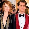 Emma Stone, Andrew Garfield, 2018 Met Gala Exes
