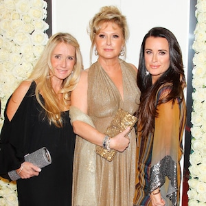 Kim Richards, Kathy Hilton, Kyle Richards
