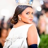ESC: Met Gala 2018, Mindy Kaling, Beauty