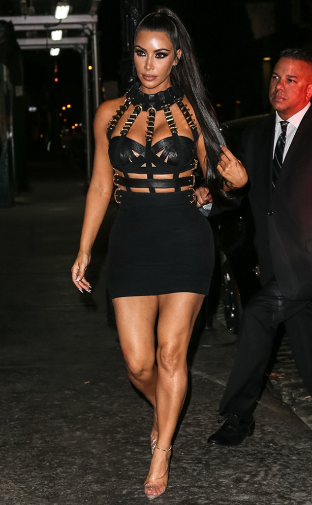 Kim Kardashian, Met Gala After Party 2018