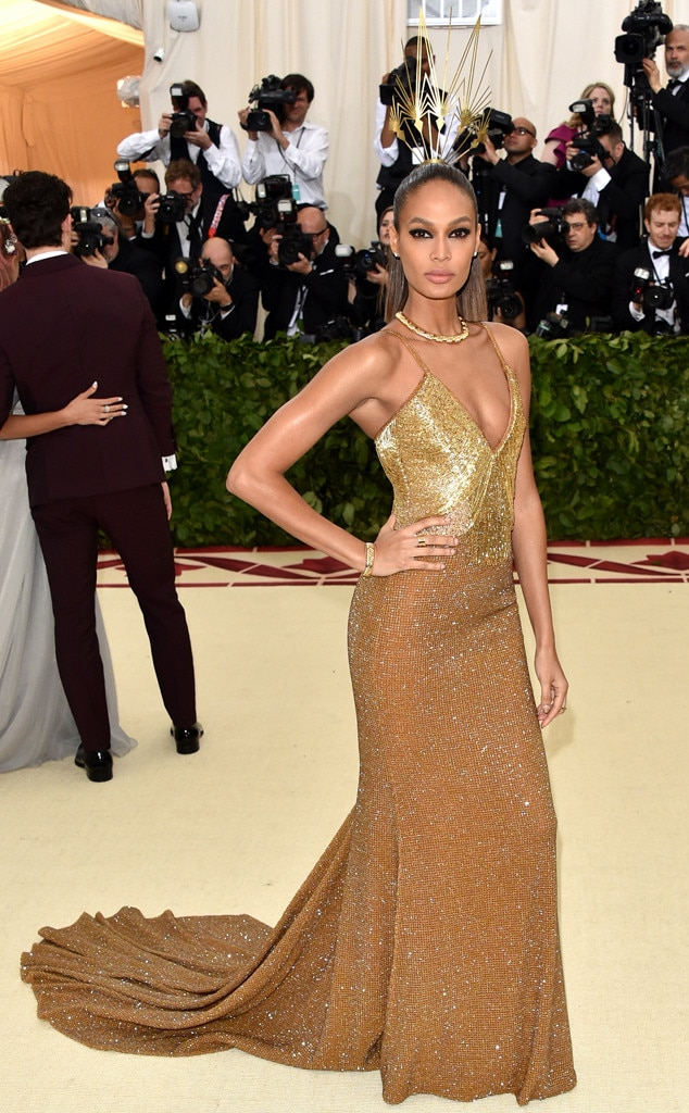 Joan Smalls, Met Gala 2018