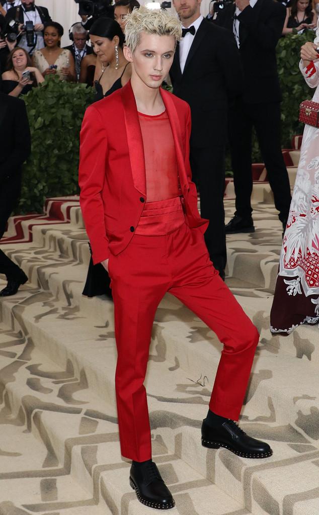 Troye Sivan, Met Gala 2018