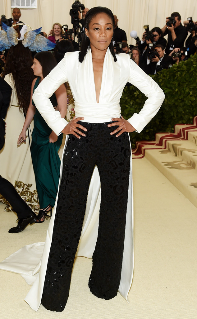 Tiffany Haddish, 2018 Met Gala