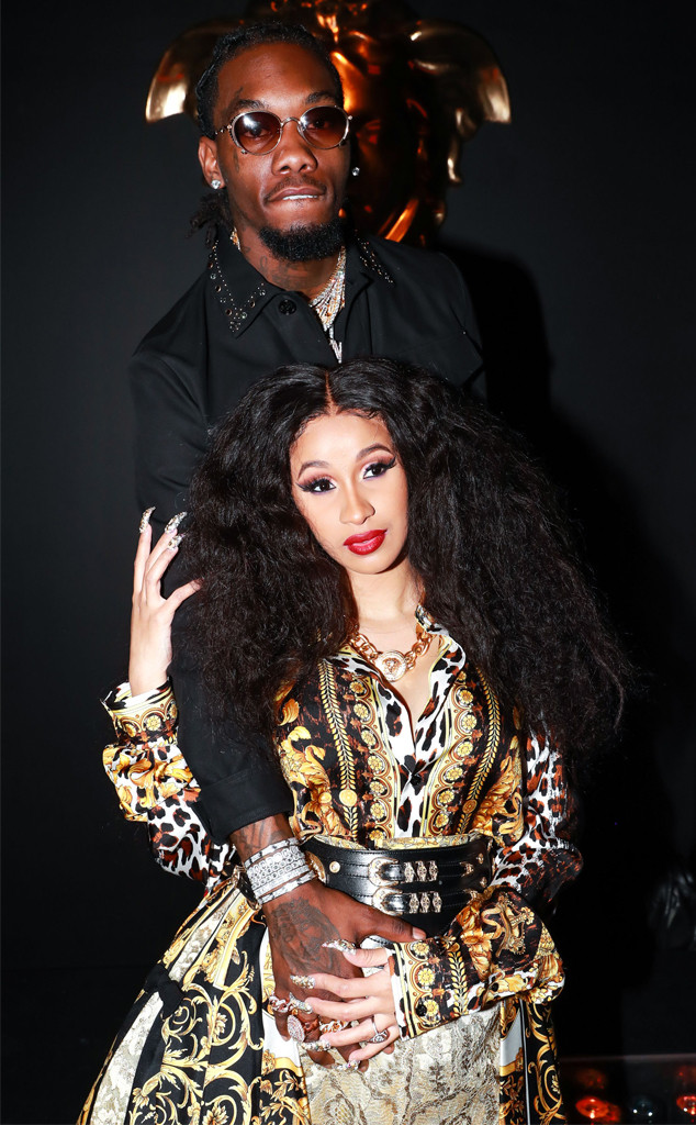 Off Set, Cardi B, Met Gala Afterparty 2018
