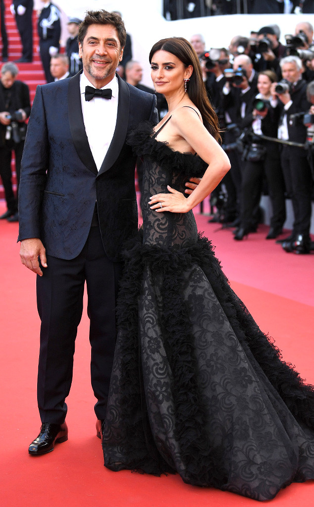 Javier Bardem, Penelope Cruz, 2018 Cannes Film Festival