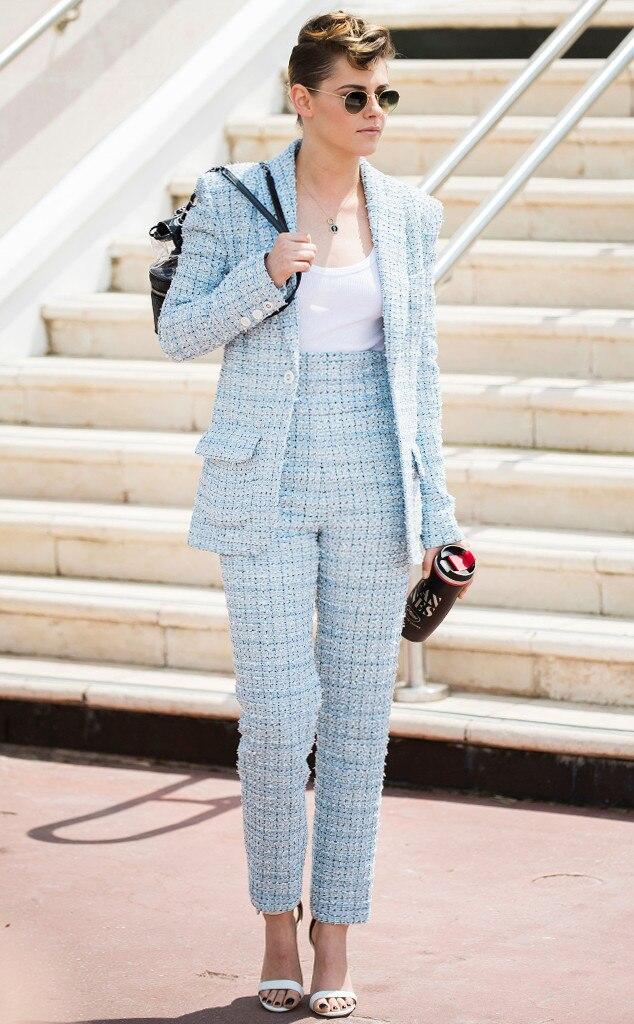 Kristen Stewart From Cannes Film Festival 2018 Star Sightings E News