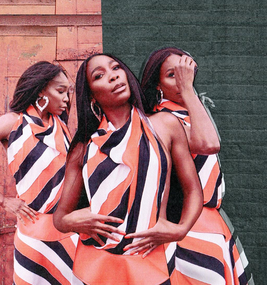 Venus Williams, Elle Magazine