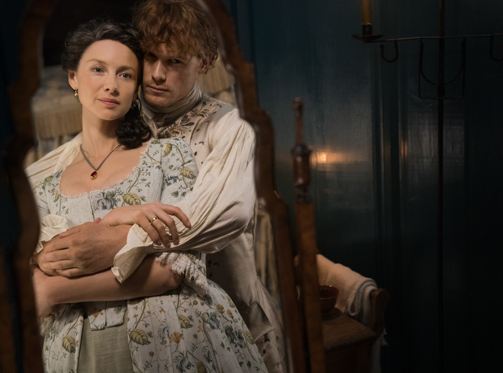 'Outlander' scores 2-season renewal (and gets a Season 4 premiere date)