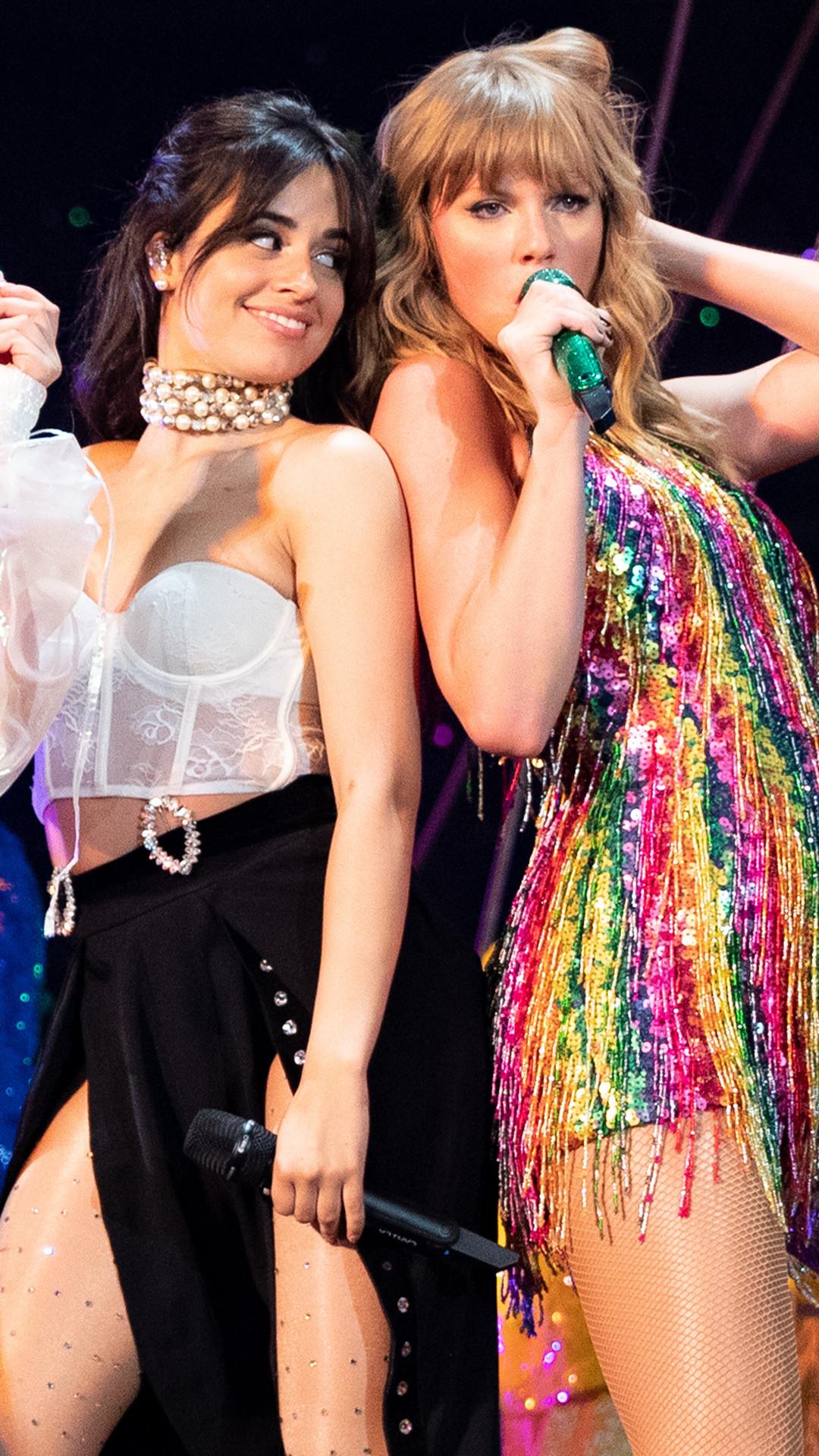Taylor Swift, Charli XCX, Camila Cabello, Reputation Tour
