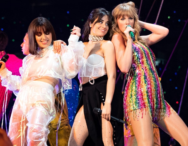 Camila Cabello Feels '... Taylor Swift Reputation Tour
