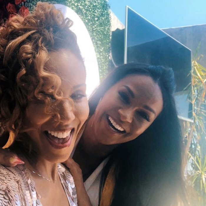 Jada Pinkett Smith to Will Smith's First Wife: I Was Wrong to Date Him  Before Your Divorce   E! News