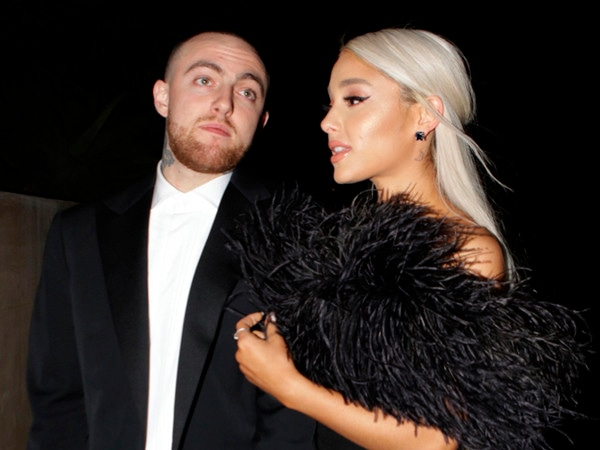 How Ariana Grande Honored Mac Miller While Kicking Off Her <i>Sweetener</i> Tour