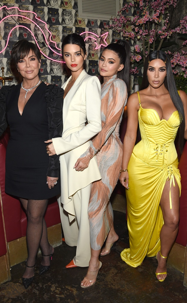 kylie jenner kendall kardashian
