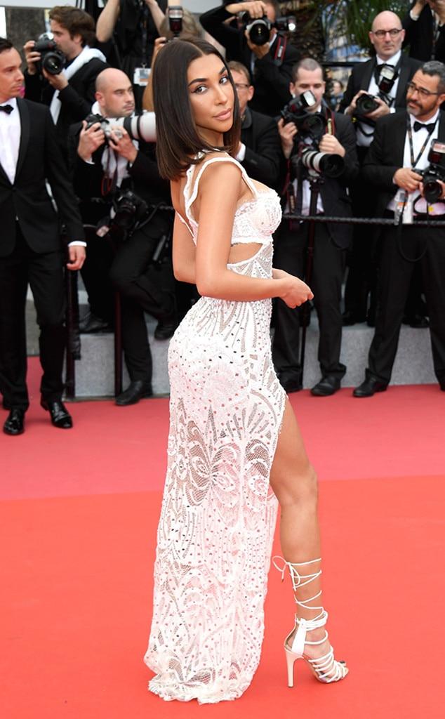 Chantel Jeffries, 2018 Cannes Film Festival