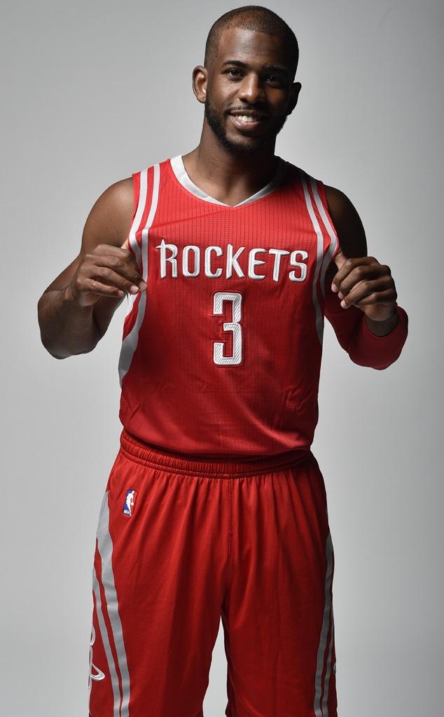 Chris Paul, Houston Rockets
