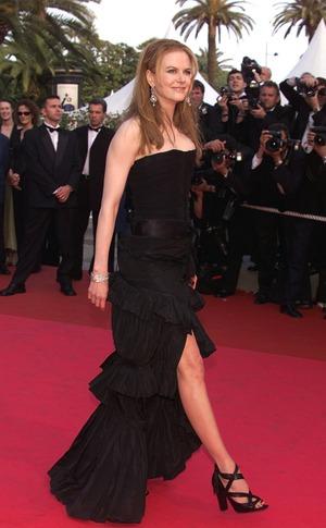 Nicole Kidman, Cannes Film Festival, 2001