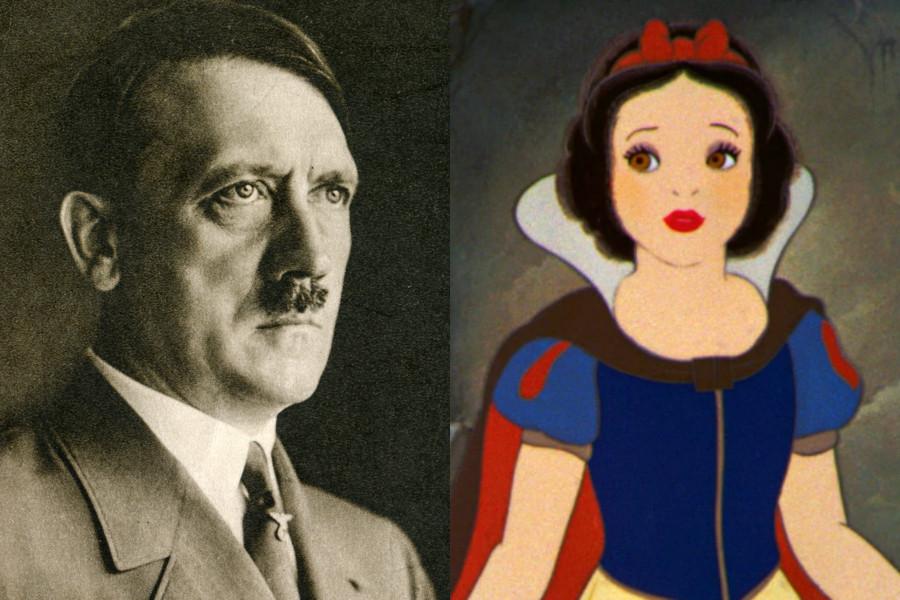 Hitler, Blancanieves