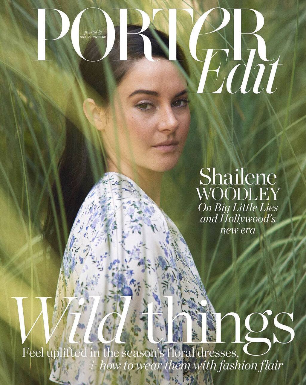 Shailene Woodley, PorterEdit